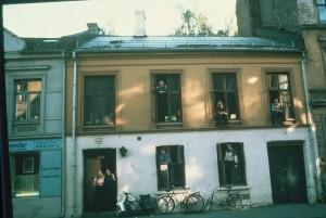 Nordbygata 45 - Guds fred