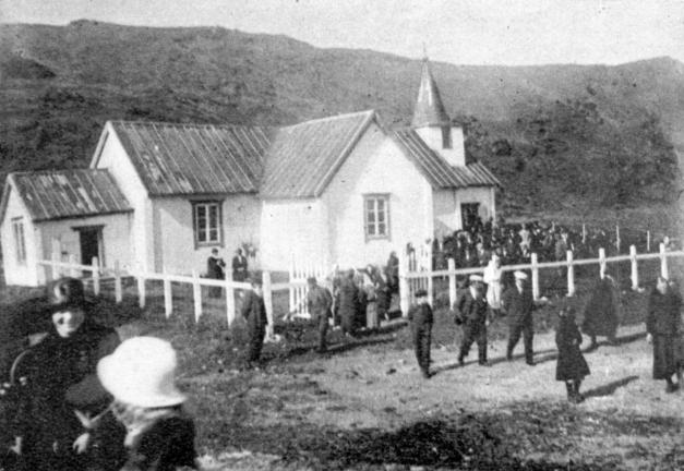 Loppa kirke