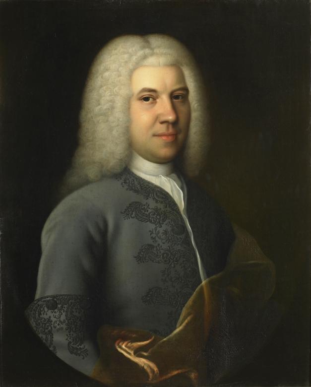 Portrett av Abraham Olsen Tosche